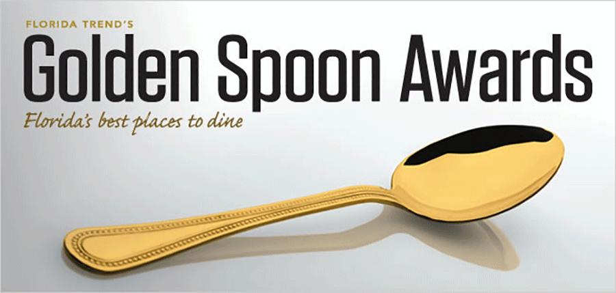 Florida Trend Golden Spoon Award