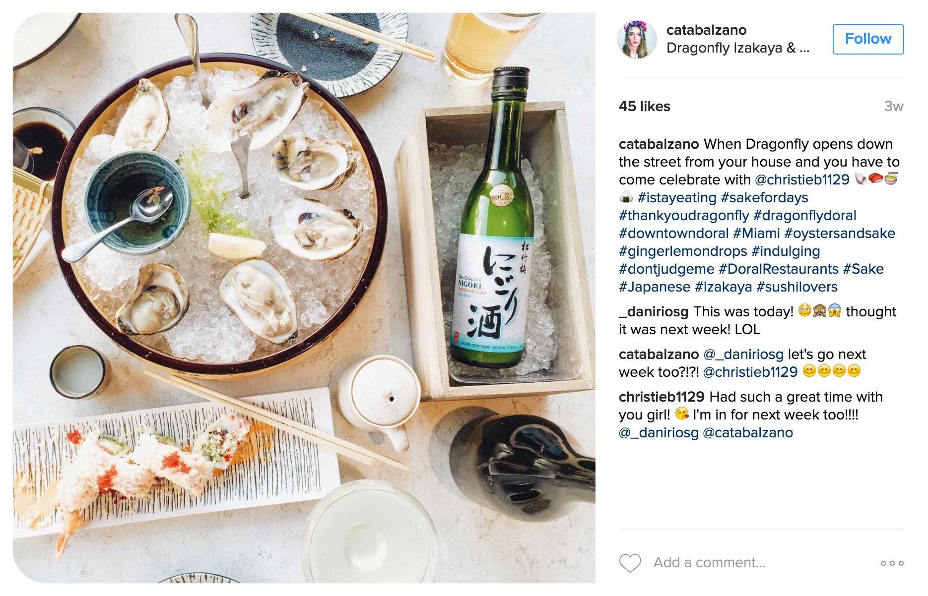 Instagram post from Instagram user Catabalzano.