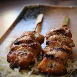 Japanese Food: Robata_Grilled_Chicken_Thigh
