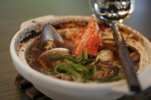 Japanese Food: Hot Pot