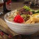 Magical Dining Menu 2016 Kurobuta Pork Belly Ramen