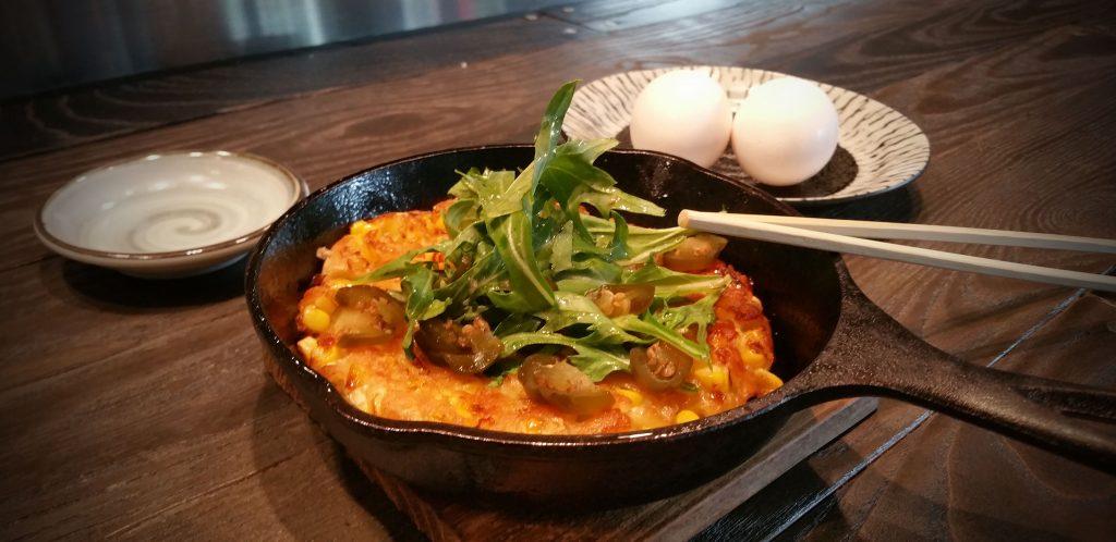 Japanese Food: Okonomiyaki