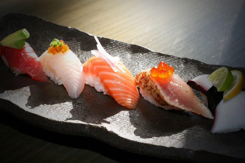 Orlando Japanese Food: Sushi_Nigiri