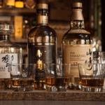 Japanese Whisky Flight