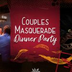 Masquerade Dinner Party Header Image
