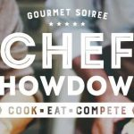 Gourmet Soiree Charity Comp Graphic