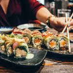 Image of Dragonfly Sushi Roll at Dragonfly Doral