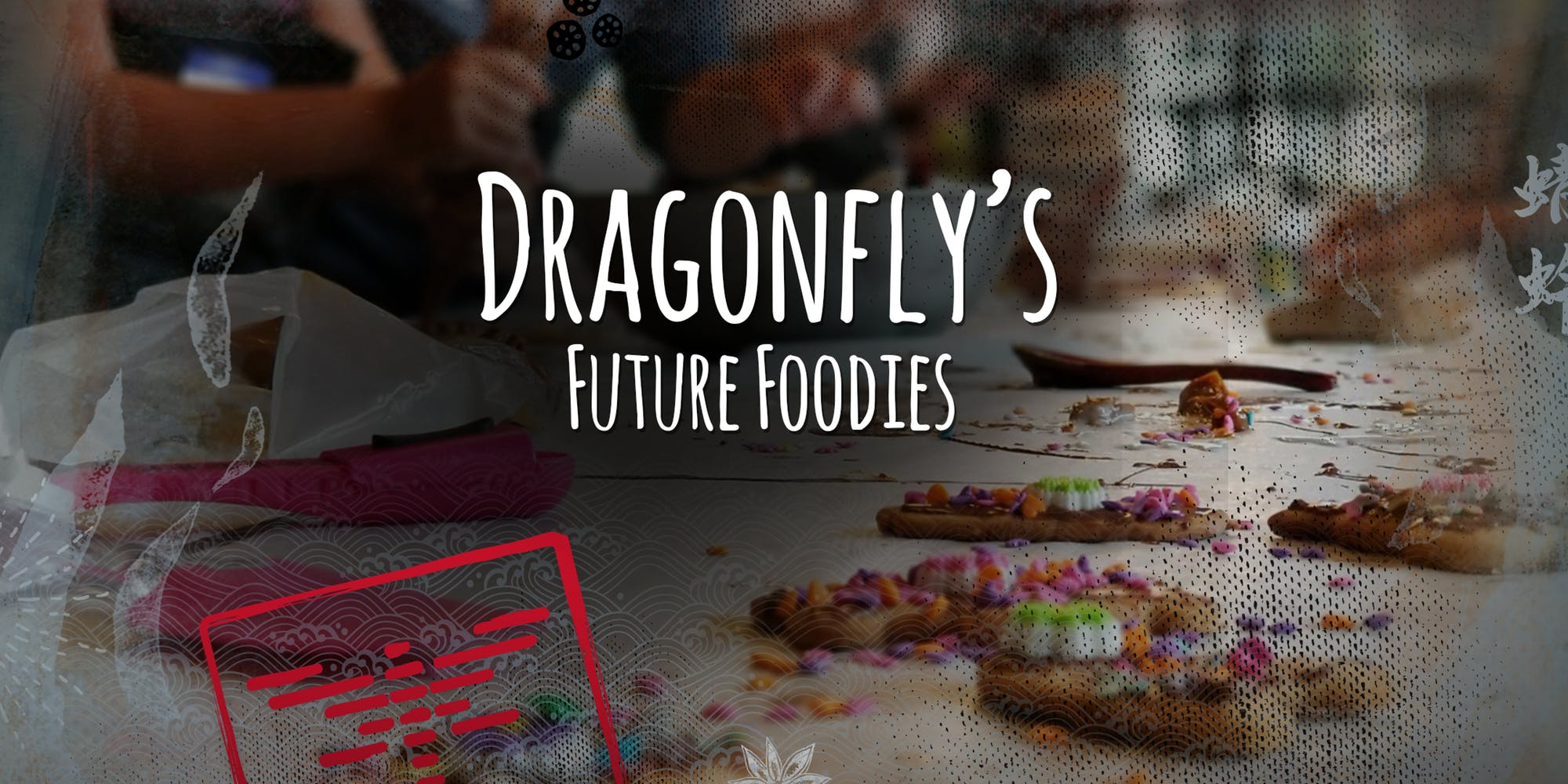 Dragonfly Future Foodies Kid's Summer Cooking Class Header Image