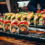 2019 International Sushi Day Dragonfly Maki Rolls